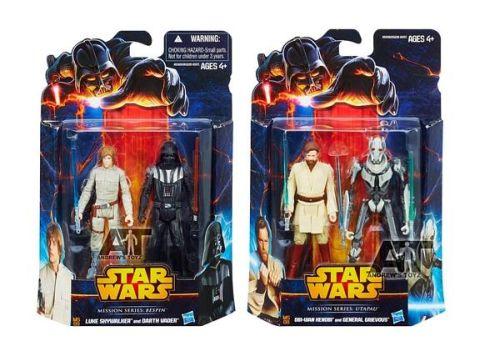 figurine star wars 2014